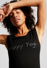 Yogasearcher - VISHNU  - T-shirt print - black - 4