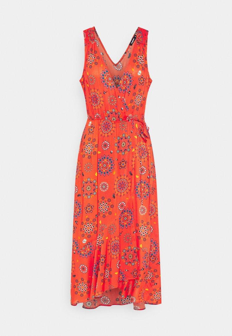 Desigual - SANTORIN - Day dress - red