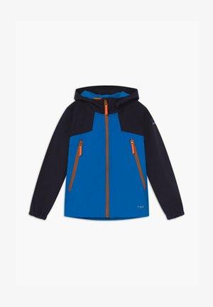 KANEVILLE - Soft shell jacket - royal blue