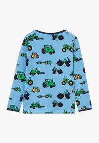 Småfolk - OLD TRACTOR - Langærmede T-shirts - sky blue - 1