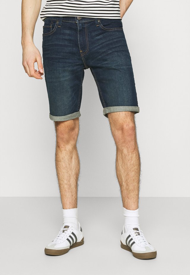 Shorts di jeans - dark clean
