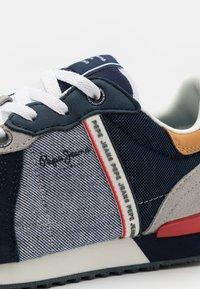 Pepe Jeans - TINKER 21  - Zapatillas - dark blue - 5