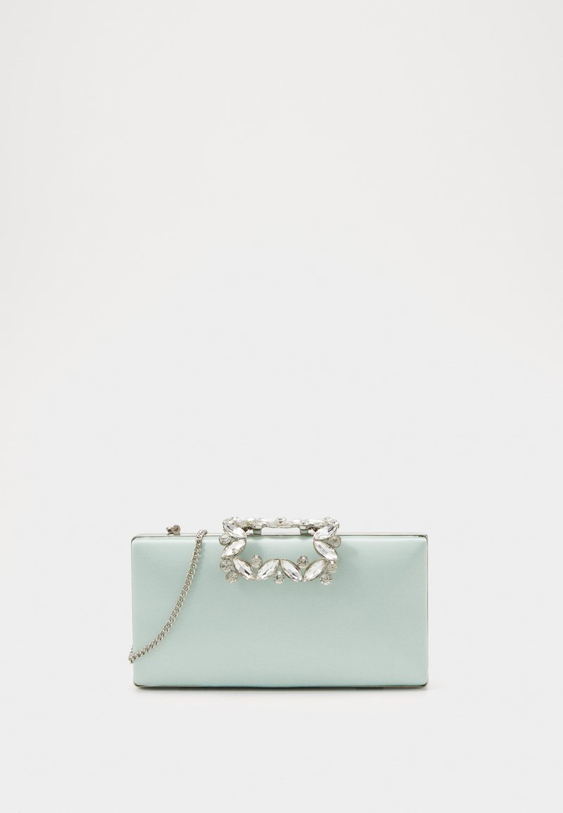 Forever New - Clutch - sage/silver-coloured