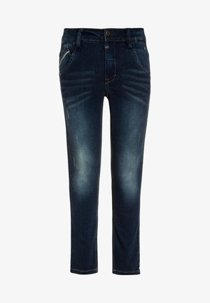 NKMTHEO PANT  - Džíny Slim Fit - medium blue denim