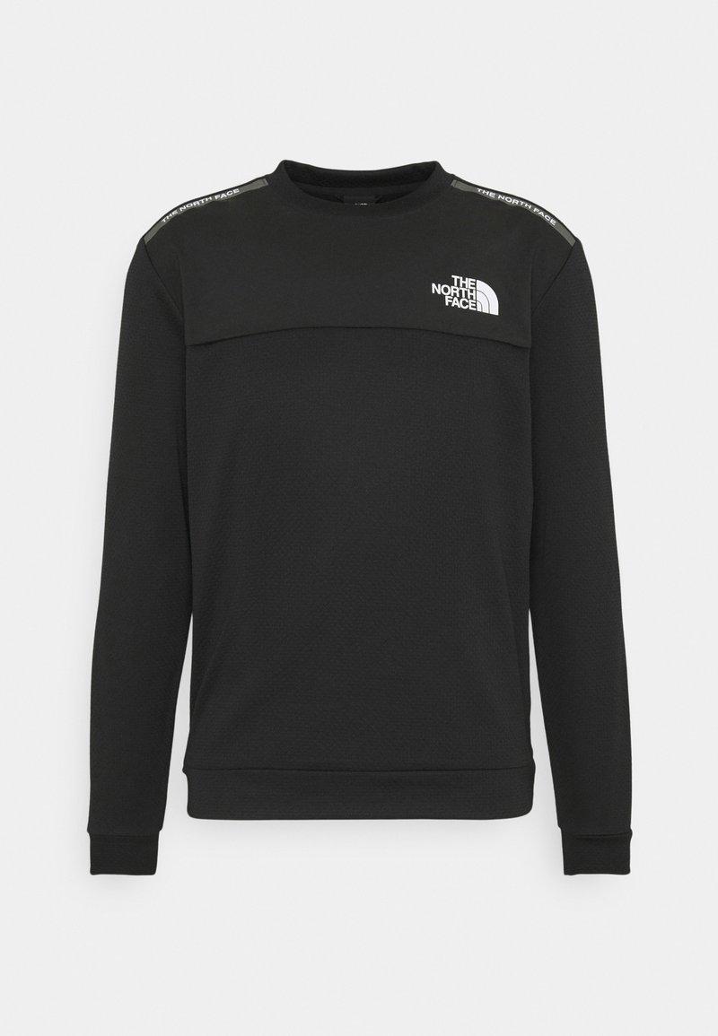 The North Face - CREW - Sweatshirt - black