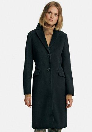 IM -STIL - Classic coat - schwarz