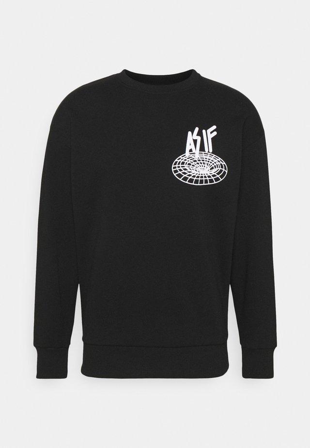 UNISEX CARTOON  - Sweater - black