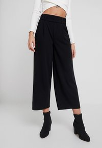 JDY - JRS NOOS - Trousers - black - 0