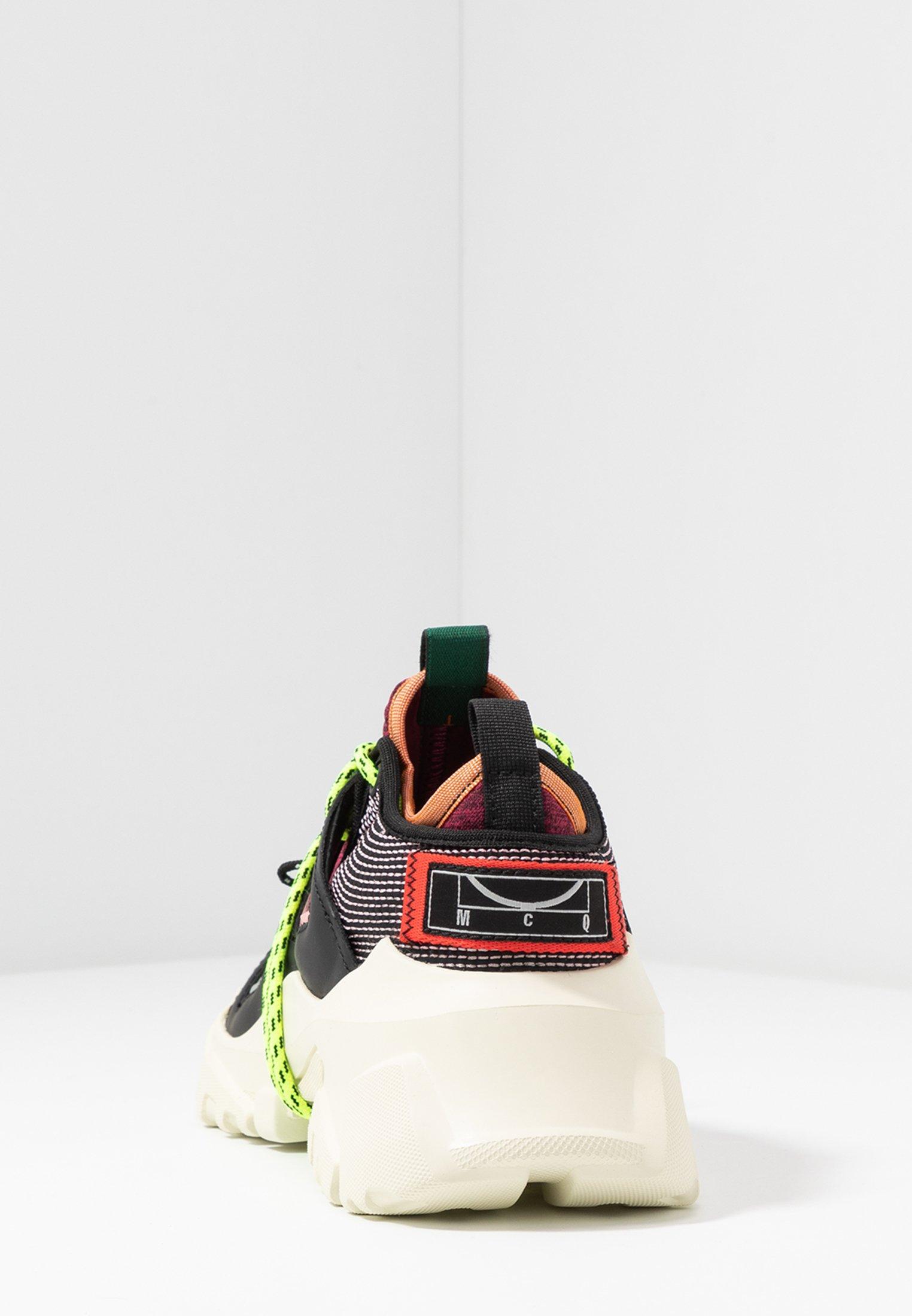 ORBYT Sneakers laag coralmulticolor