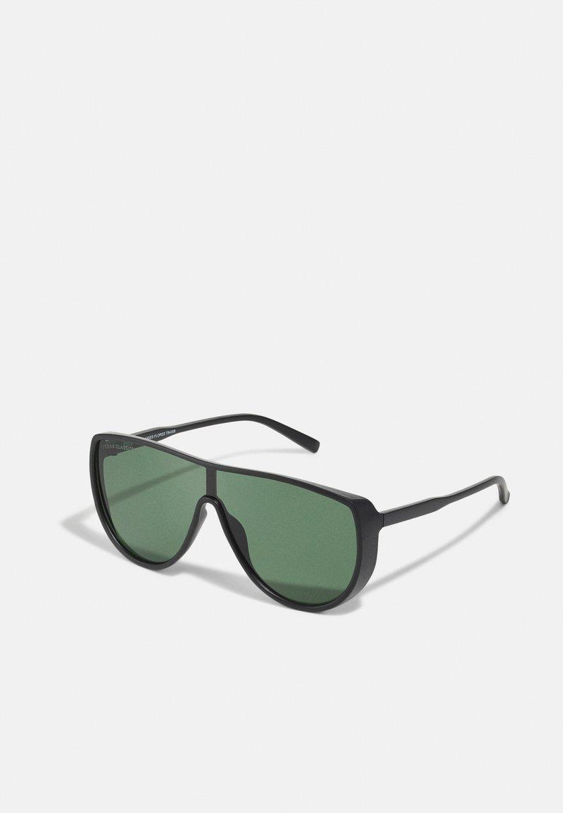 Urban Classics - SUNGLASSES FLORES UNISEX - Sunglasses - black