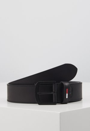 INLAY BELT  - Belt - black