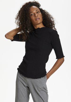 CANDACE - Camiseta básica - meteorite
