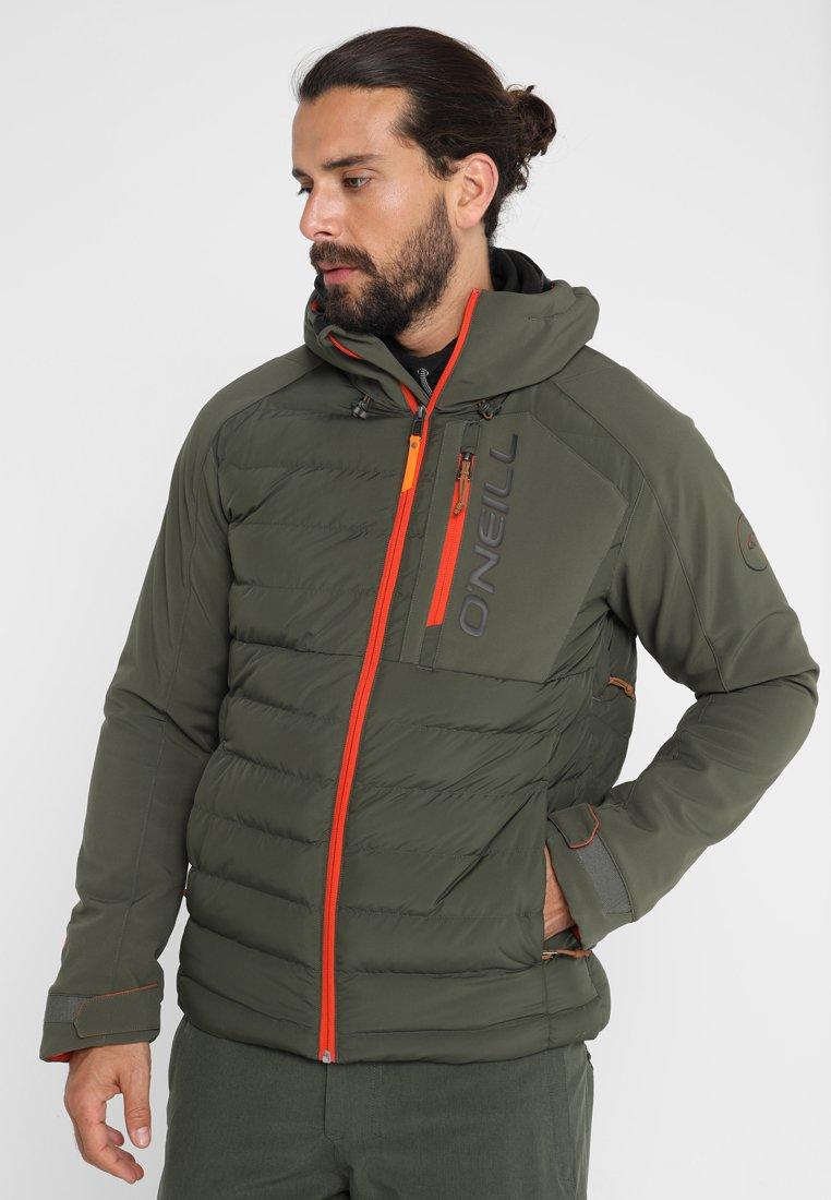O'Neill Snowboard jacket forest night Zalando.no