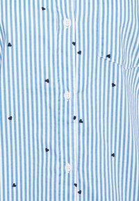 Gap Tall - Button-down blouse - navy - 5
