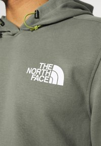 The North Face - TECH HOODIE - Sweatshirt - agave green - 3
