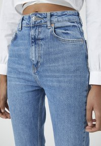 PULL&BEAR - Bootcut jeans - blue - 3