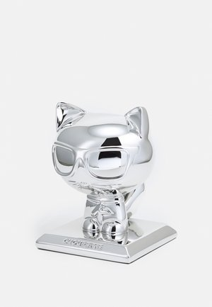 IKONIK 3D CHOUPETTE STATUE - Other - silver-coloured