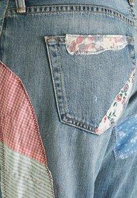 Polo Ralph Lauren - AVERY - Jeans relaxed fit - light indigo - 2