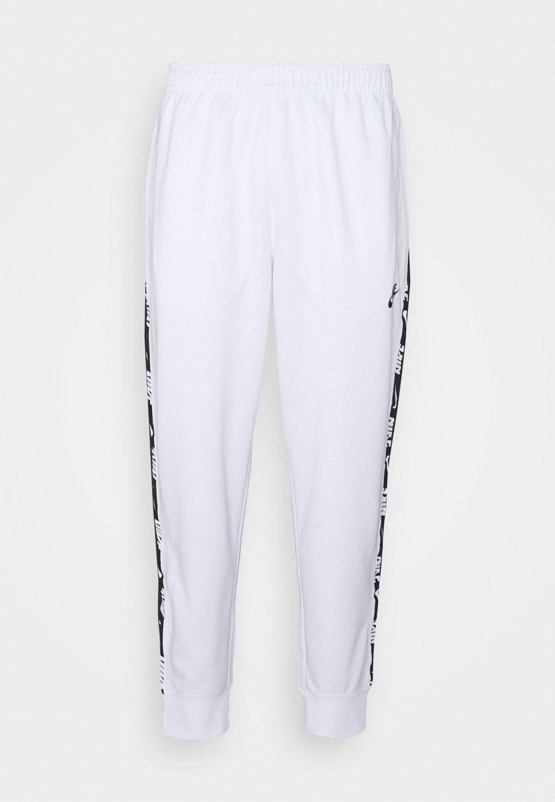 Nike Sportswear - REPEAT - Trainingsbroek - white/black