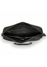 Howard London - MORRIS - Taška na laptop - black - 3