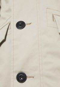 G-Star - SCUTAR UTILITY - Kort kappa / rock - beige - 2