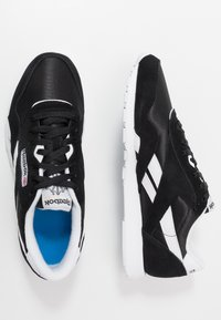 Reebok Classic - CL - Sneakers laag - black/white/none - 1