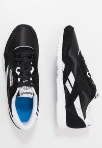 Reebok Classic - CL - Trainers - black/white/none - 1