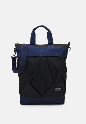CONVERTIBLE TOTE BACKPACK UNISEX - Rugzak - navy blue
