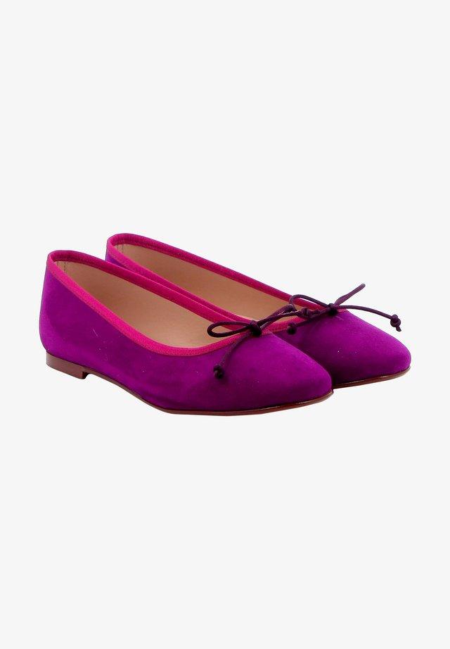 Ballerina's - purple