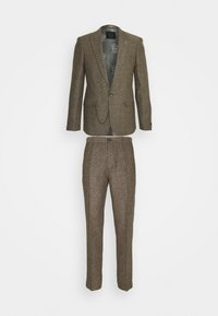 Shelby & Sons - LINDEN SUIT - Completo - brown - 0