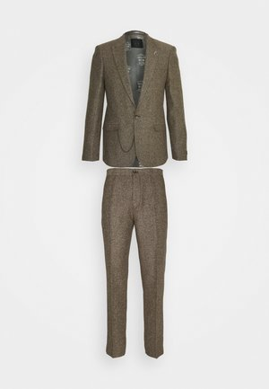 LINDEN SUIT - Oblek - brown