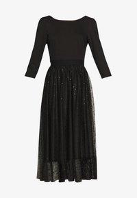 NAF NAF - YUKI - Day dress - noir - 4