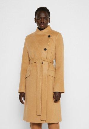 MILEA - Classic coat - light/pastel brown