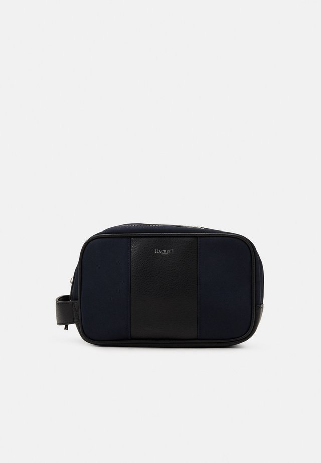 TRVL WASHBAG - Wash bag - navy/black