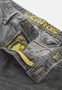 LERROS - JAN - Relaxed fit jeans - soft grey - 2