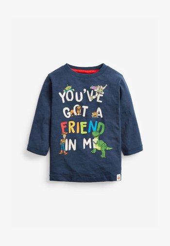 DISNEY TOY STORY FRIENDS JERSEY LONG SLEEVE T-SHIRT - Long sleeved top - dark blue