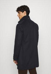 Strellson - NEW - Classic coat - dark blue - 2