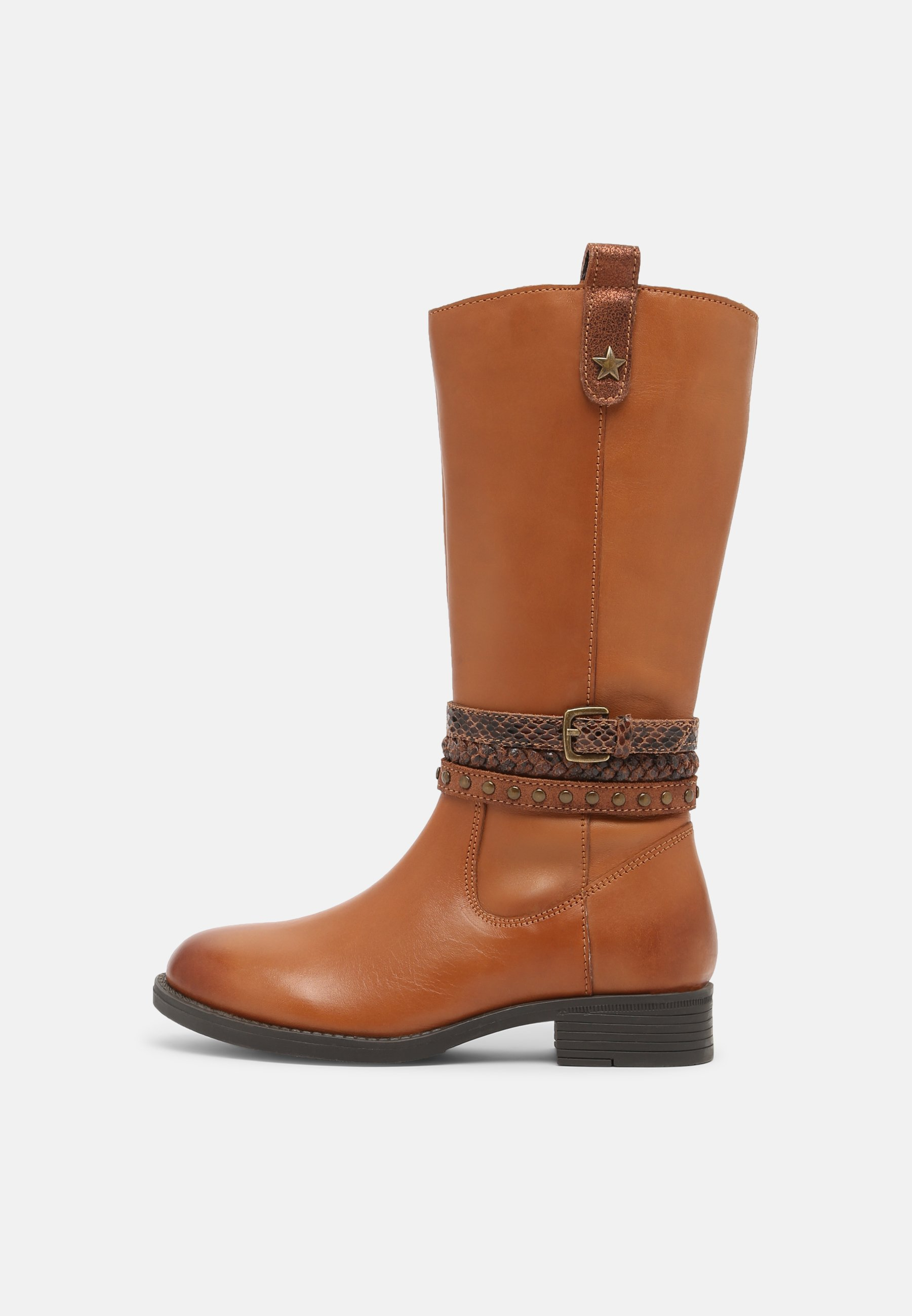 Kids Cowboy/Biker boots