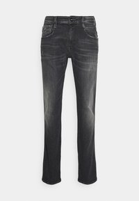 Replay - ANBASS AGED  - Straight leg jeans - dark grey - 4