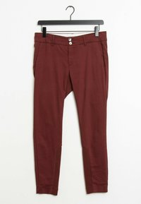 Mos Mosh - Trousers - red - 0