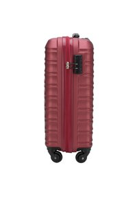 Wittchen - GROOVE LINE - Wheeled suitcase - red - 3
