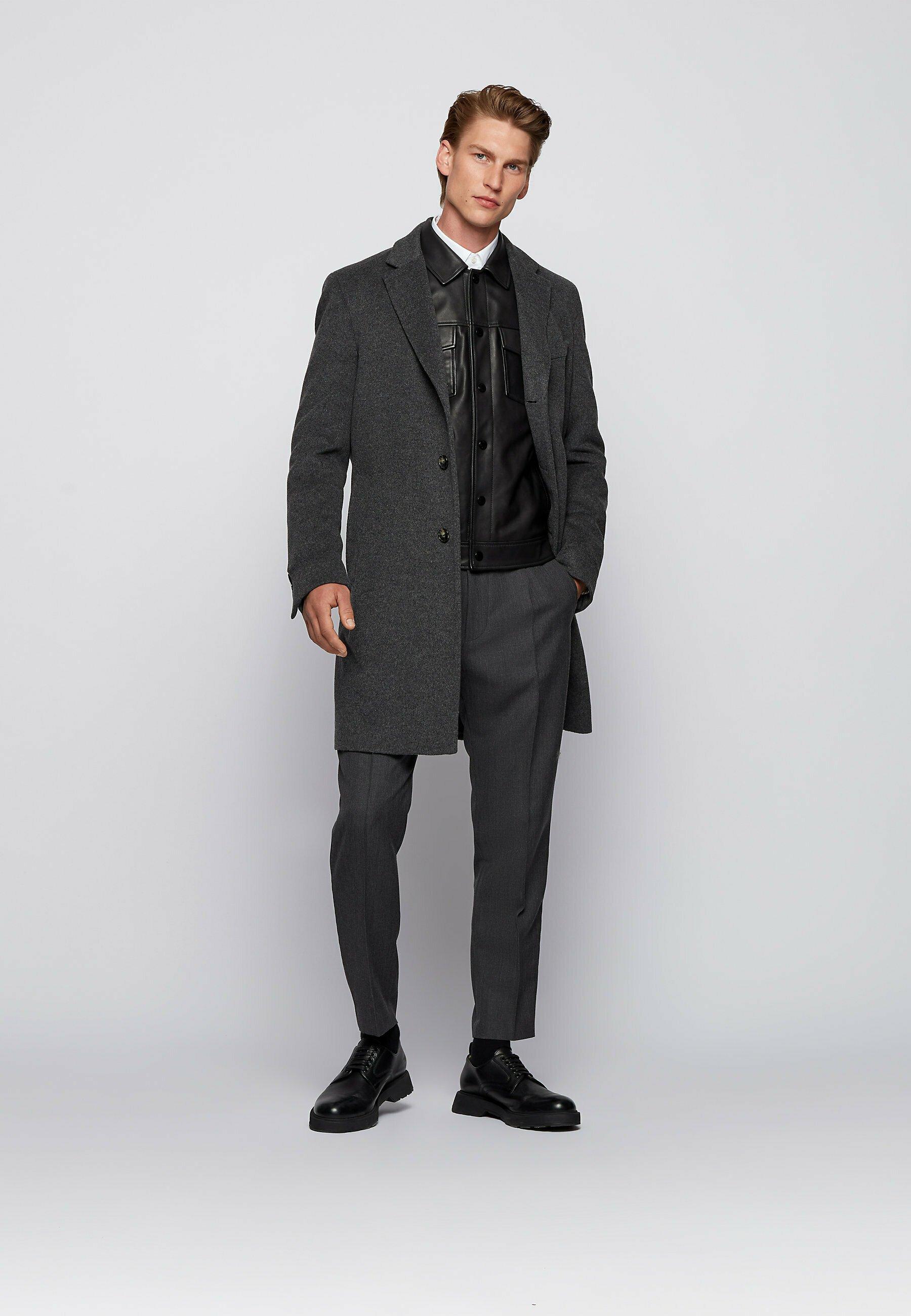 Homme H-HYDE - Manteau classique