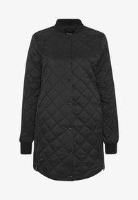 Vero Moda - VMHAYLE JACKET - Short coat - black - 3