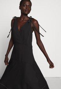 Proenza Schouler - SLEEVELESS DRESS - Sukienka letnia - black - 6