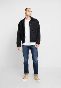 GAP - CREW - Sweatshirt - white global - 1