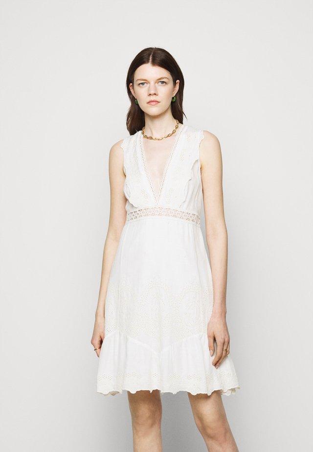 ABITO DRESS - Korte jurk - bianco