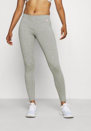 LEGGINGS - Tights - mottled grey