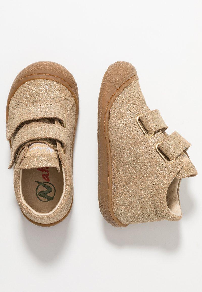 Naturino - COCOON VL - Dětské boty - gold