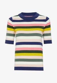 Boden - ABINGDON  - Print T-shirt - bunt, gestreift - 4