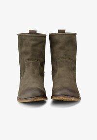 COX - GAUCHO - Ankle boots - khaki - 1